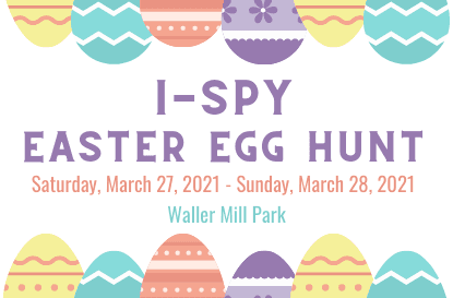 I-Spy Egg Hunt Spotlight