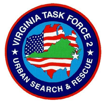 Virginia Task Force 2 - Urban Search and Rescue
